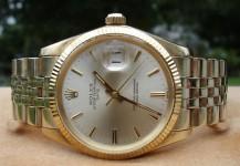 Rolex Tiffany Dials Datejust